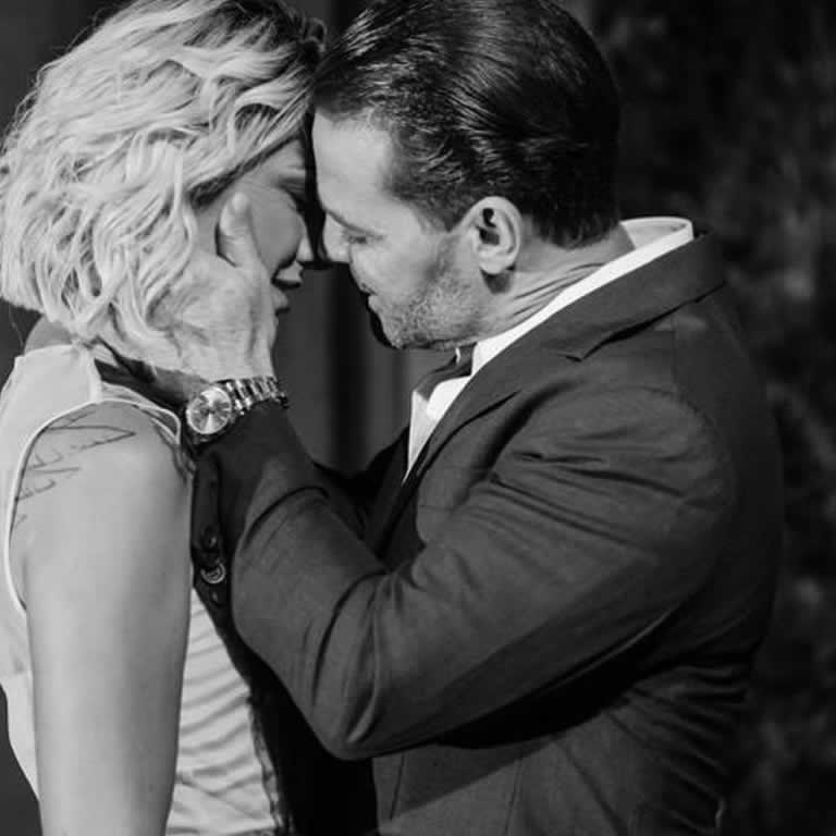 Antonia Fontenelle nega romance com Eduardo Costa