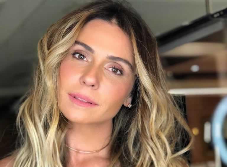 Giovanna Antonelli vai lançar livro no segundo semestre