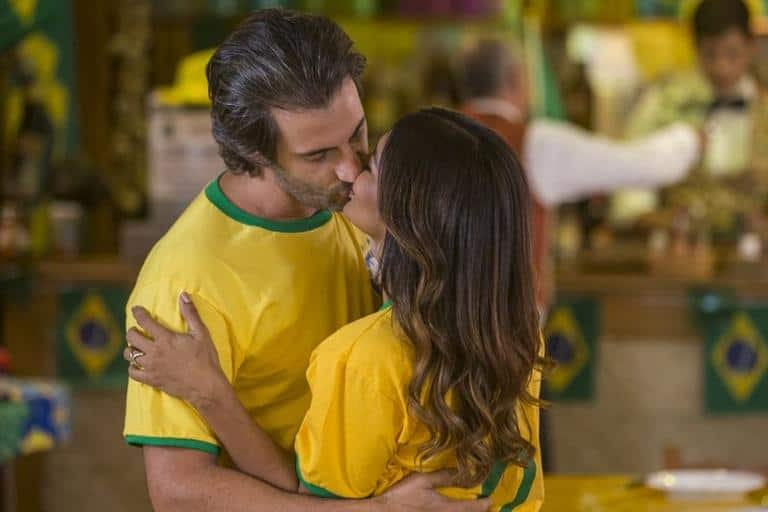 Janaína e Raimundo celebram união