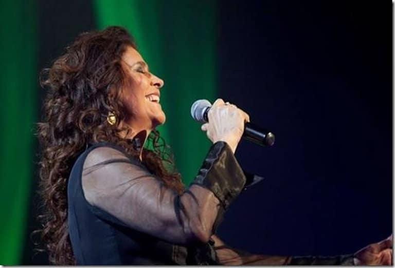 Joanna faz show no Rio de Janeiro amanhã, dia 15