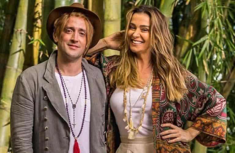 Paulo Gustavo e Monica Martelli: amigos inseparáveis em cena do filme 'Minha Vida em Marte'