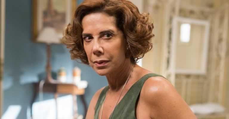 Ângela Vieira recorda cena marcante de 'Por Amor'