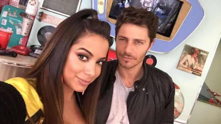 Anitta e André Bankoff