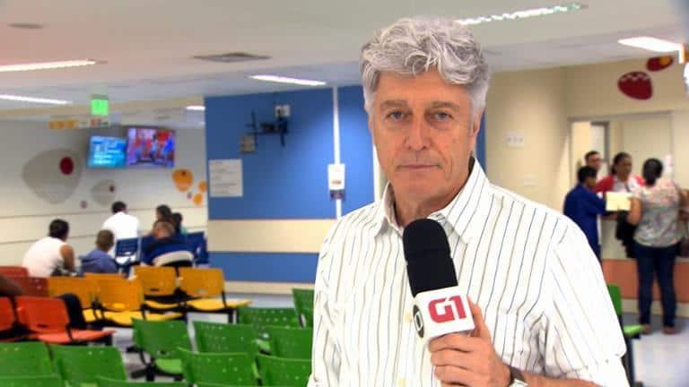 Caco Barcellos acompanha casos complexos no Hospital das Clínicas de Ribeirão Preto