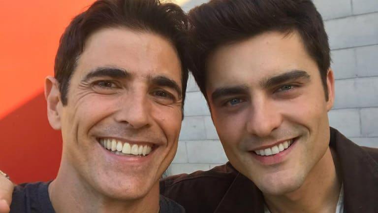 Reynaldo Gianecchini e Guilherme Leicam