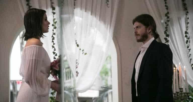 Quinzinho desmascara Vanessa e casamento é cancelado