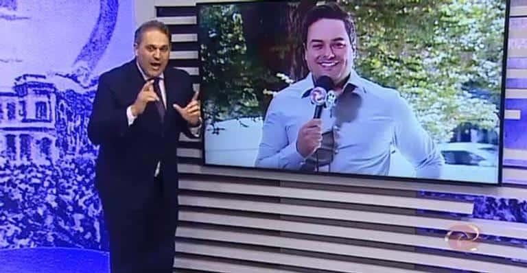 Stanley Gusman e Rafael Martins