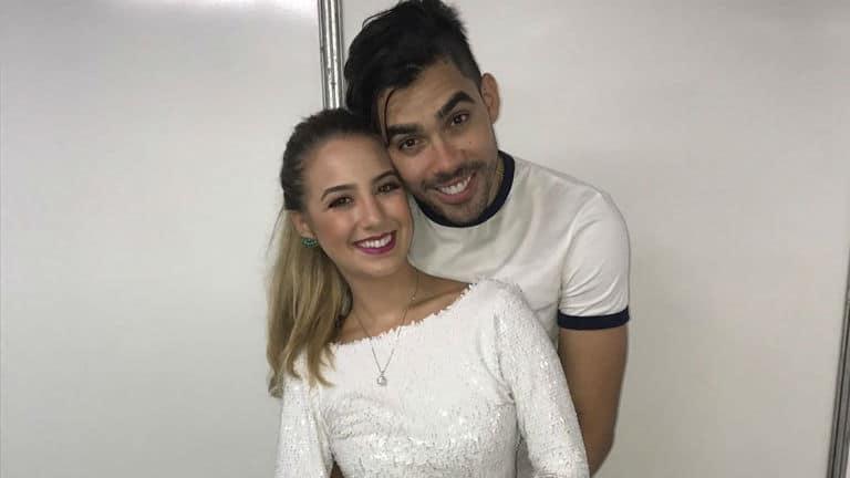 Karoline Calheiros e Gabriel Diniz