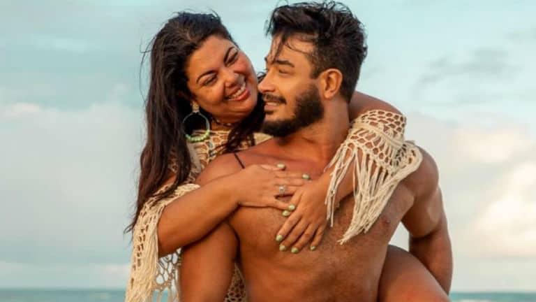 Fabiana Karla e Diogo