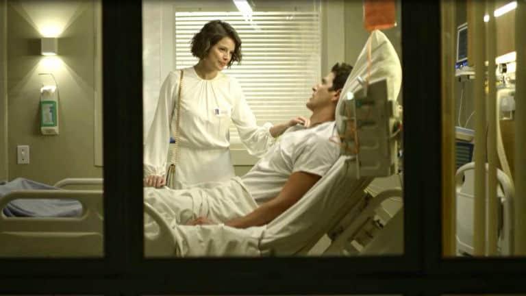Régis expulsa Josiane do hospital