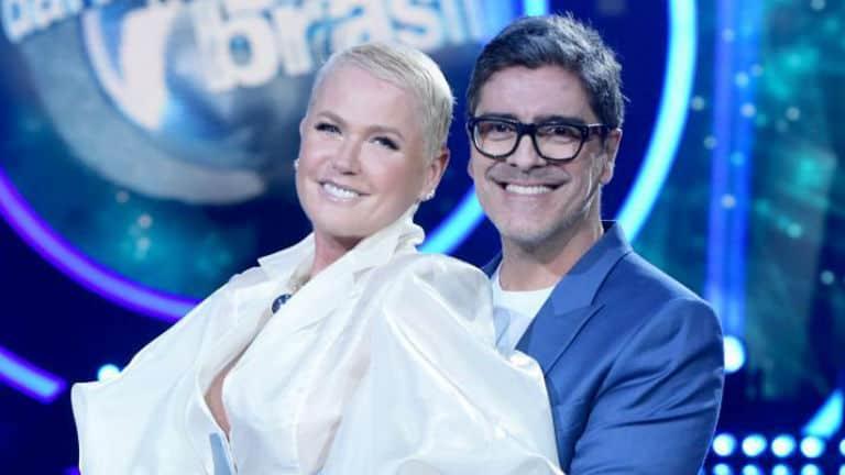 Xuxa e Junno apresentam Dancing Brasil