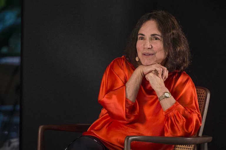 Falas Do Silêncio: Regina Duarte Quebra O Silêncio Sobre Uso De Ponto