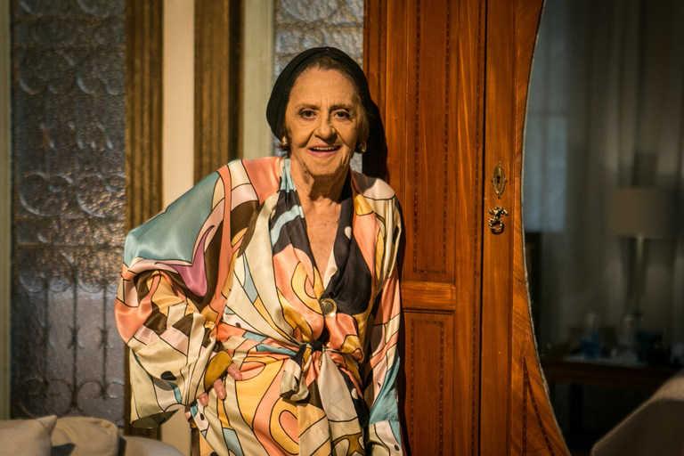 Laura Cardoso | Foto: Globo/Raquel Cunha
