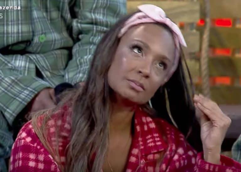 Drika Marinho discute com Andréa Nóbrega