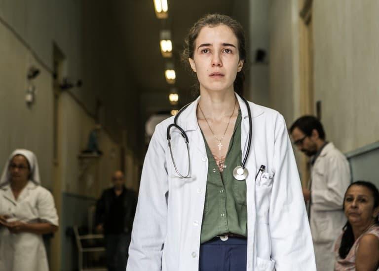 Marjorie Estiano é indicada ao Emmy Internacional por Sob Pressão