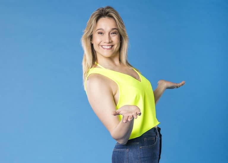 Fernanda Gentil estreia 'Se Joga' hoje