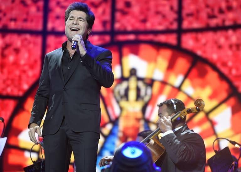 Daniel lança canções da coletânea Show em Homenagem a Nossa Senhora Aparecida