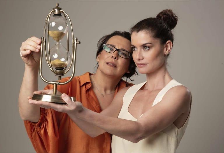 Aline Moraes e Ana Beatriz