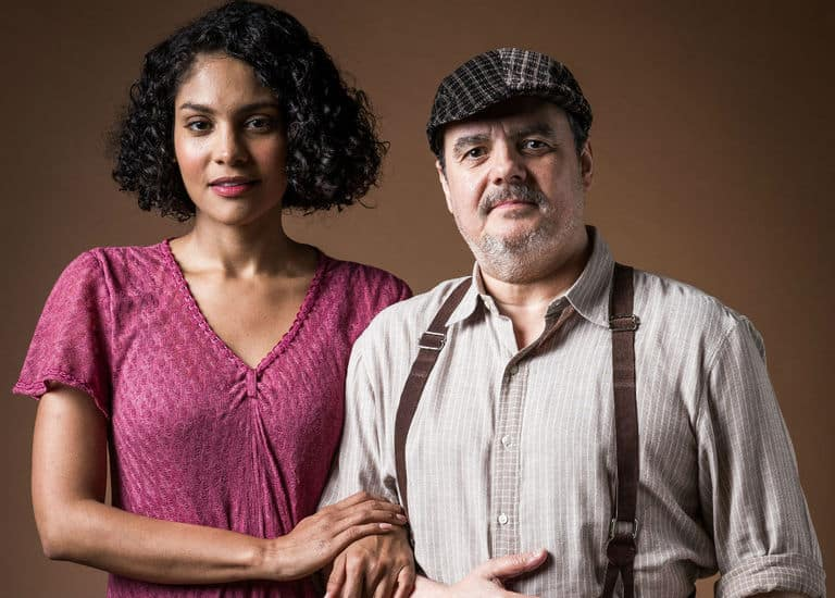 Shirley e Afonso
