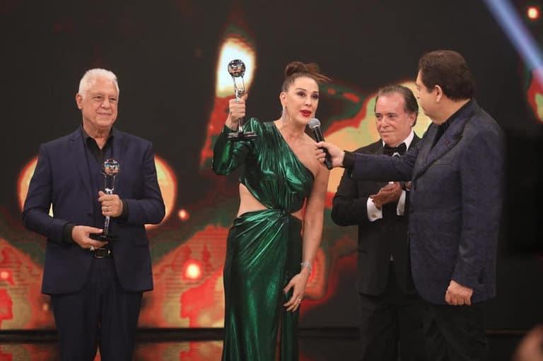 Antonio Fagundes, Claudia Raia e Tony Ramos