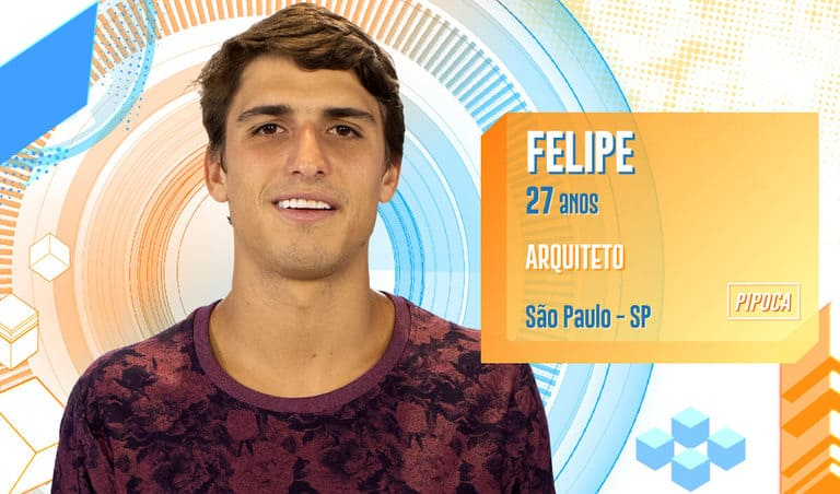 BBB20 Felipe