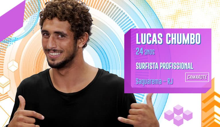 BBB20 Lucas Chumbo