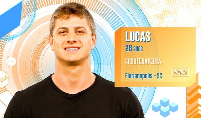 BBB20 Lucas
