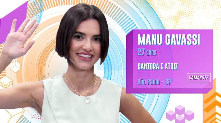 BBB20 Manu Gavassi