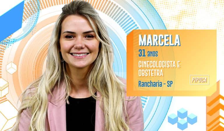 BBB20 Marcela