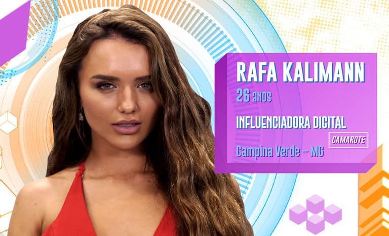 BBB20 Rafa Kalimann