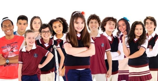 Elenco de As Aventuras de Poliana realizará shows
