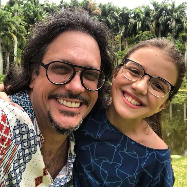 Lucio Mauro Filho e Valentina Vieira