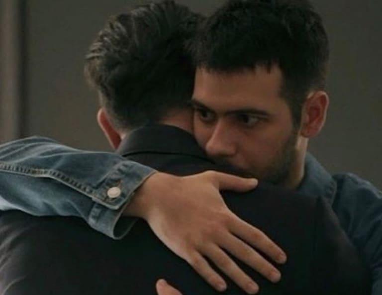 Antonio e Murilo Benicio