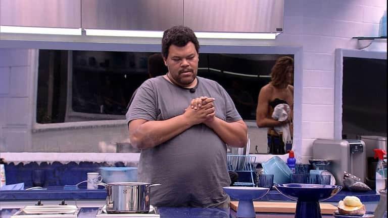 Babu na cozinha