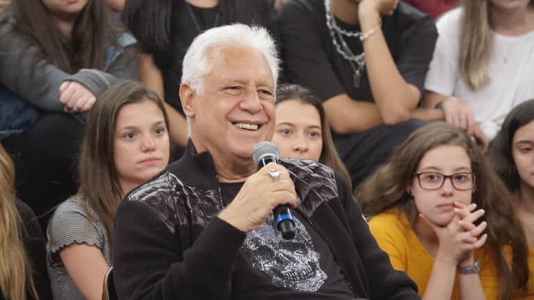 Antonio Fagundes no Altas Horas