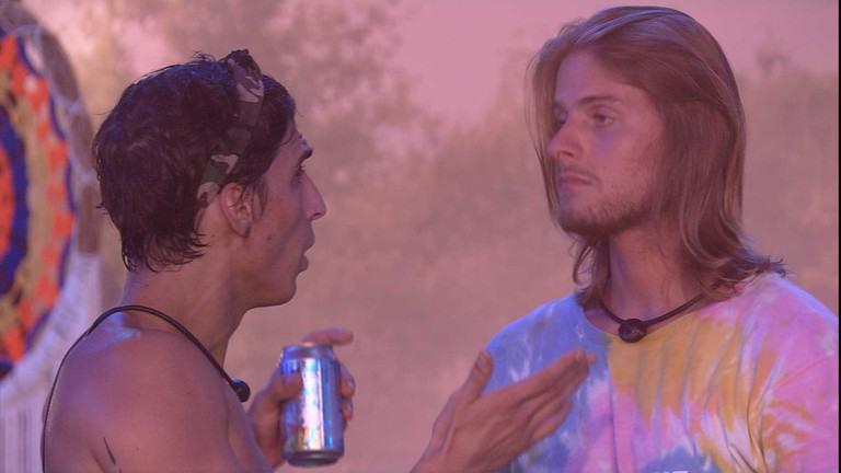 Prior e Daniel