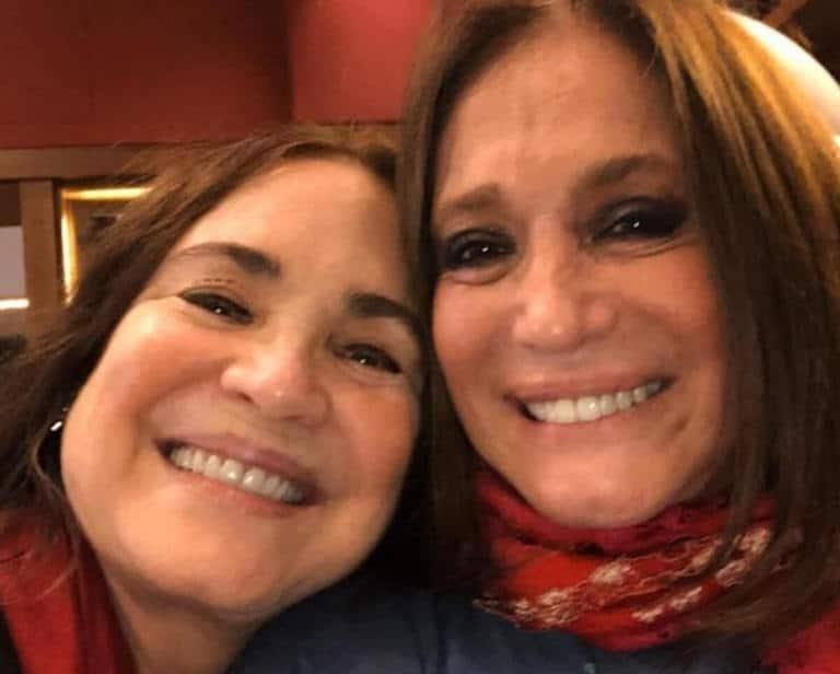 Susana Vieira e Regina Duarte