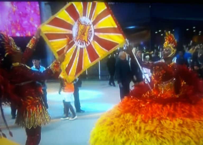 Tom Maior canta a importância do negro no Brasil