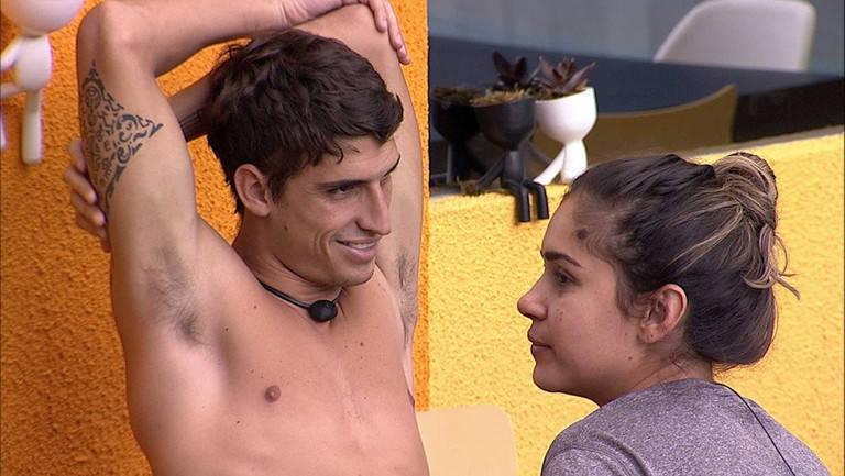 Felipe e Gizelly