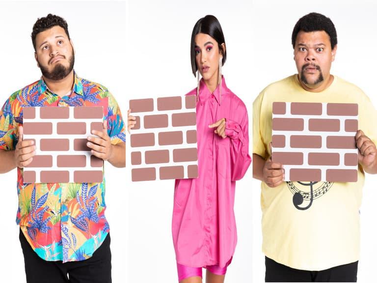 Babu, Manu e Victor Hugo estão no paredão