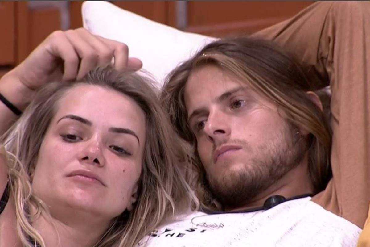 Marcela e Daniel no Big Brother Brasil 20