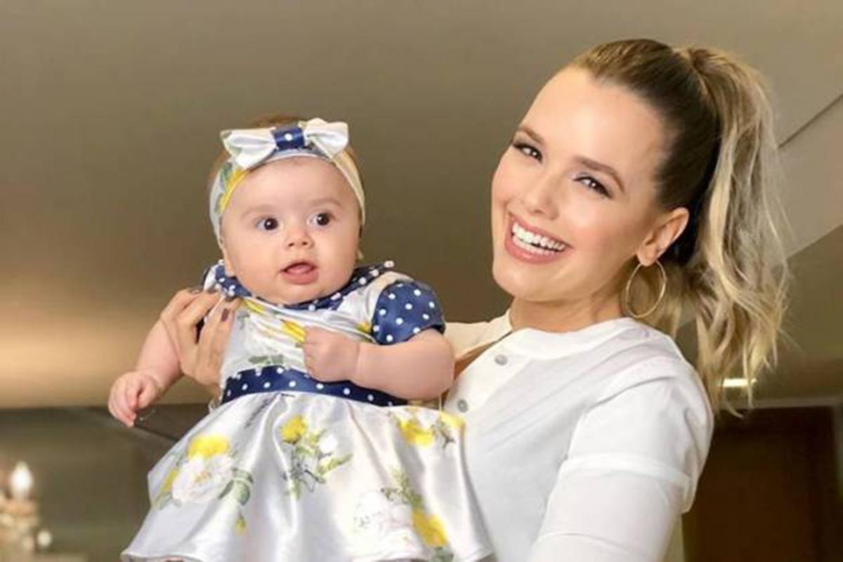 Thaeme e a filha, Liz