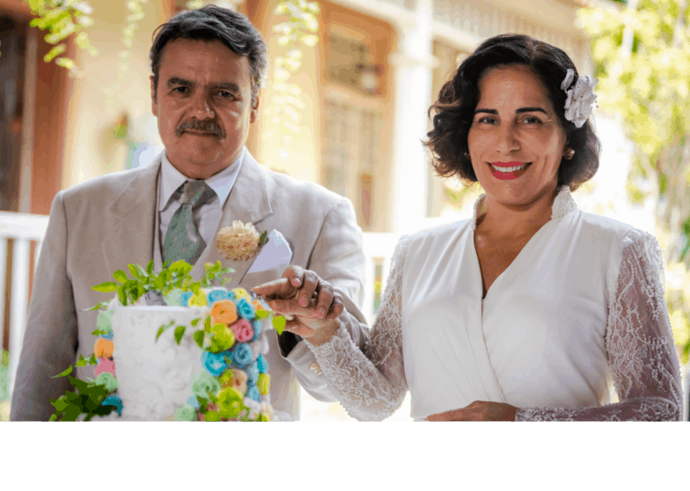Final feliz para Lola e Afonso