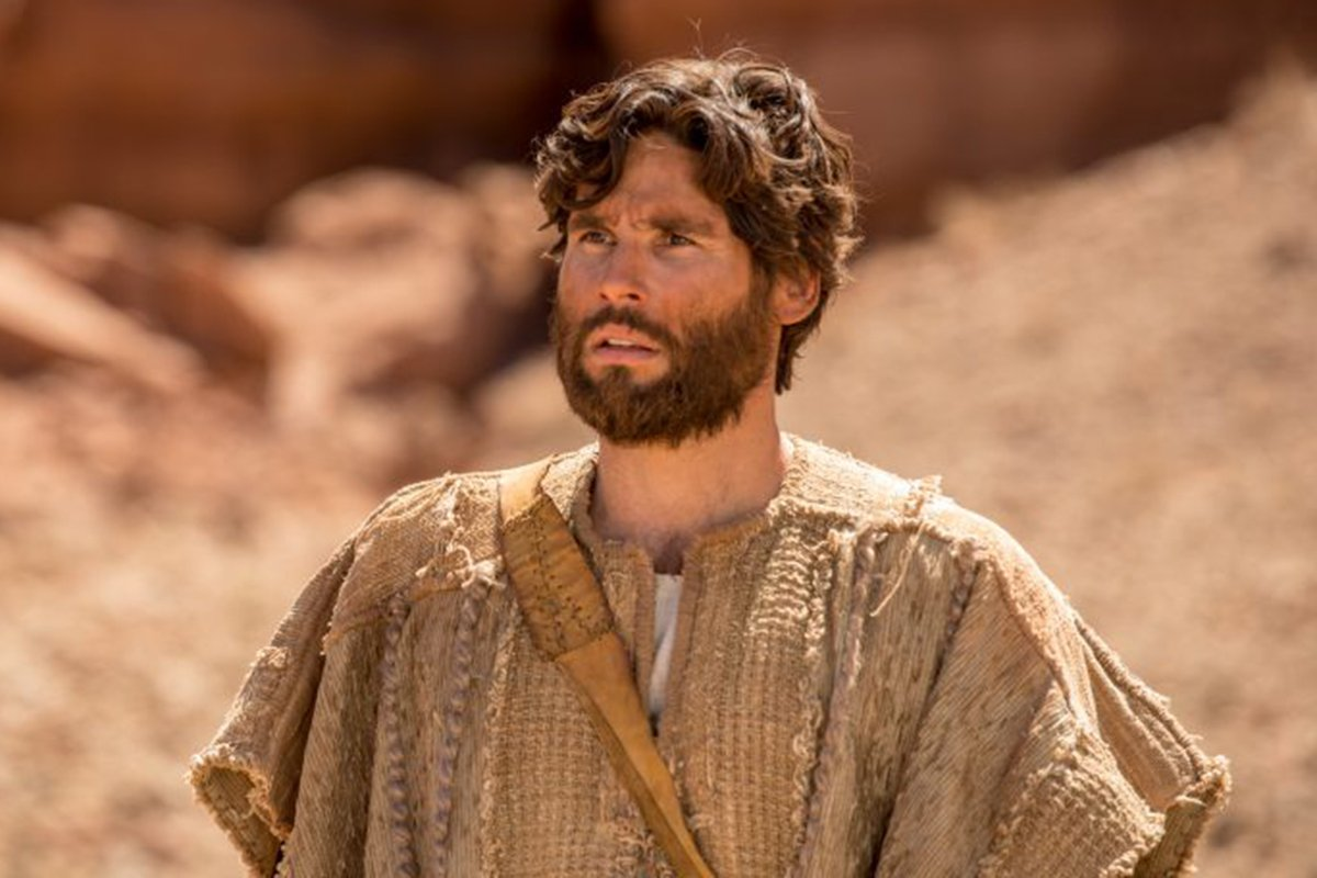 Novela Jesus da Record