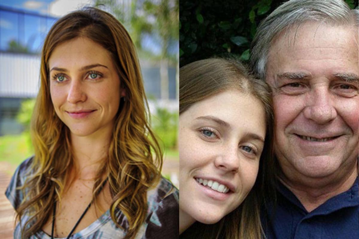 Ex-Malhação, Christiana Ubach anuncia a morte do pai por coronavírus