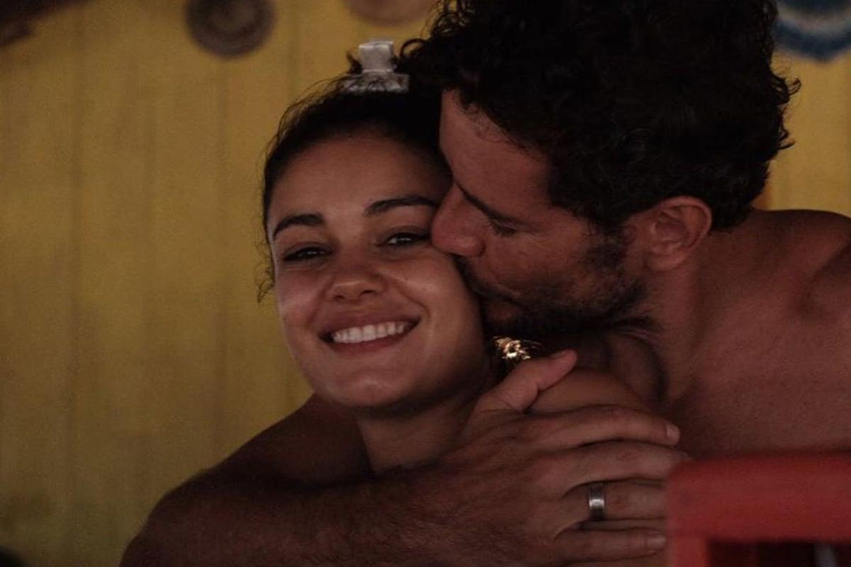 Daniel de Oliveira emociona com declaração para Sophie Charlotte