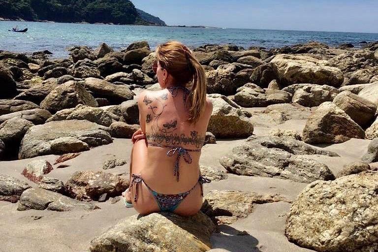 Zilu Camargo reprodução/instagram