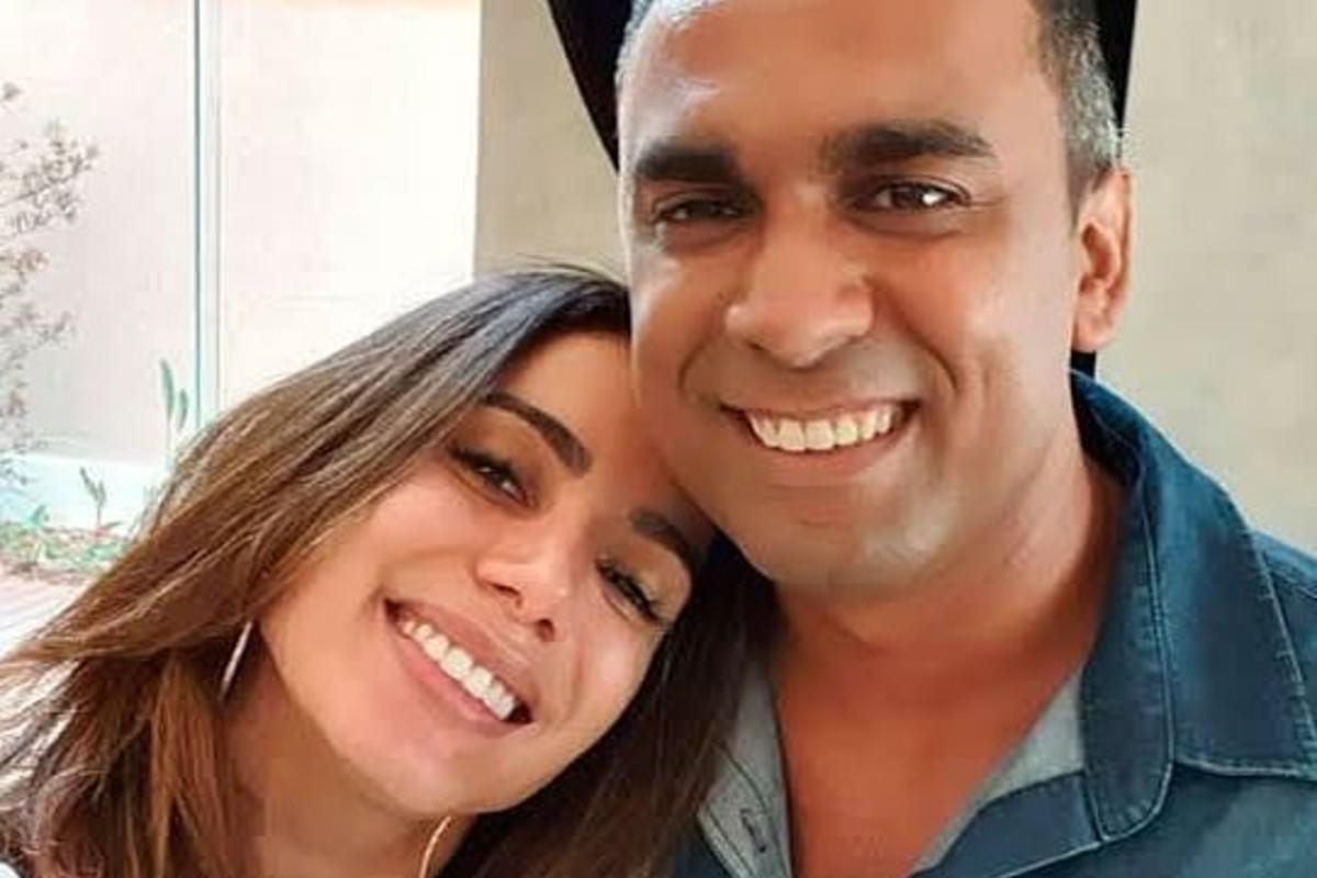 Anitta e Felipe Terra