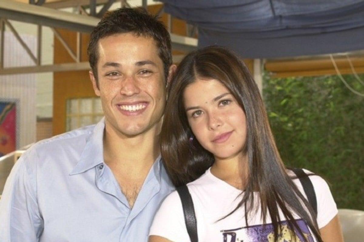 Samara Felippo e Roger Gobeth