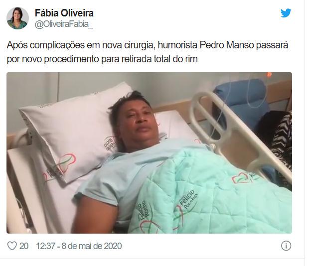 Pedro Manso